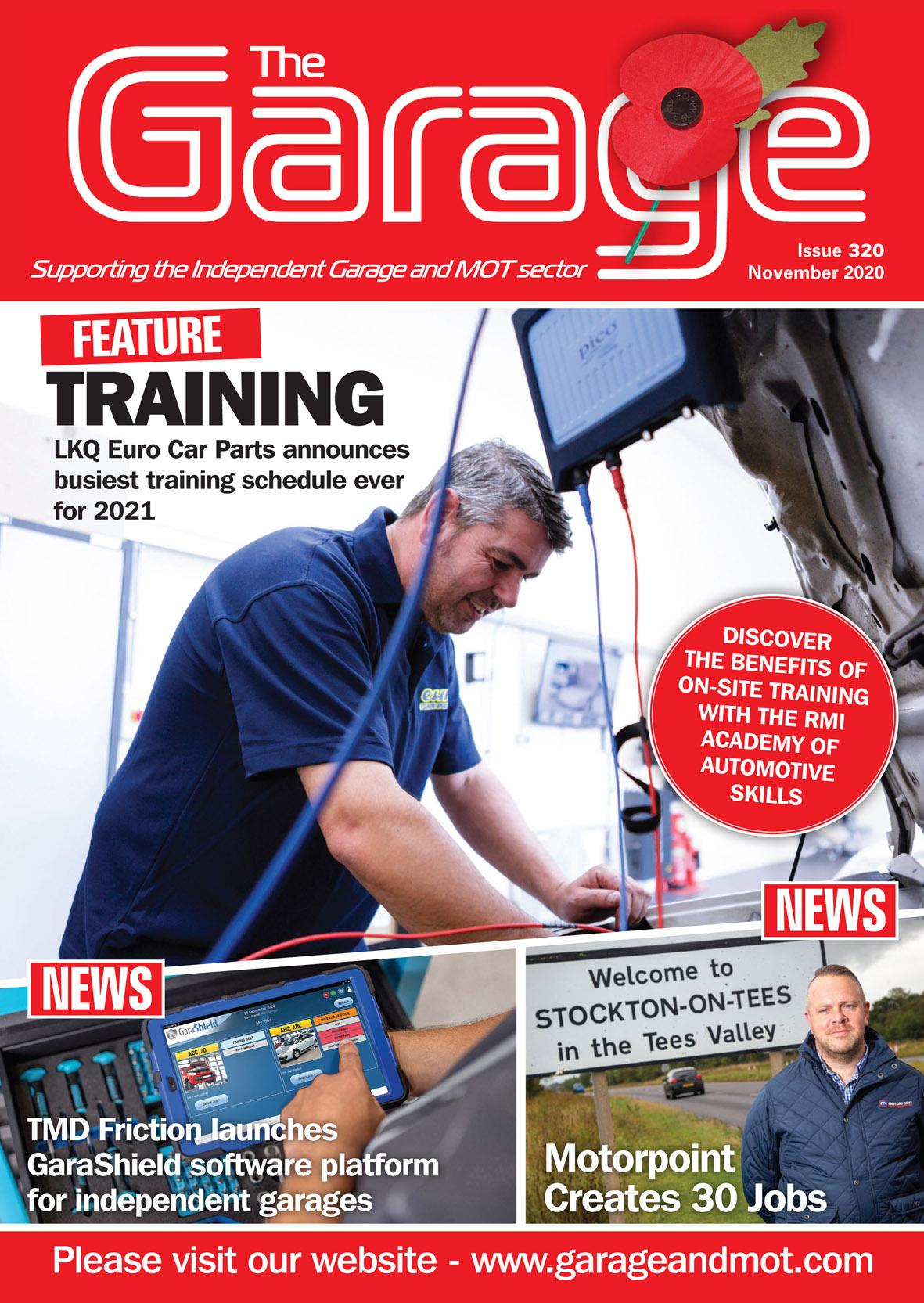 The Garage Issue 320