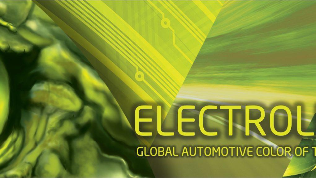 Electrolight colour