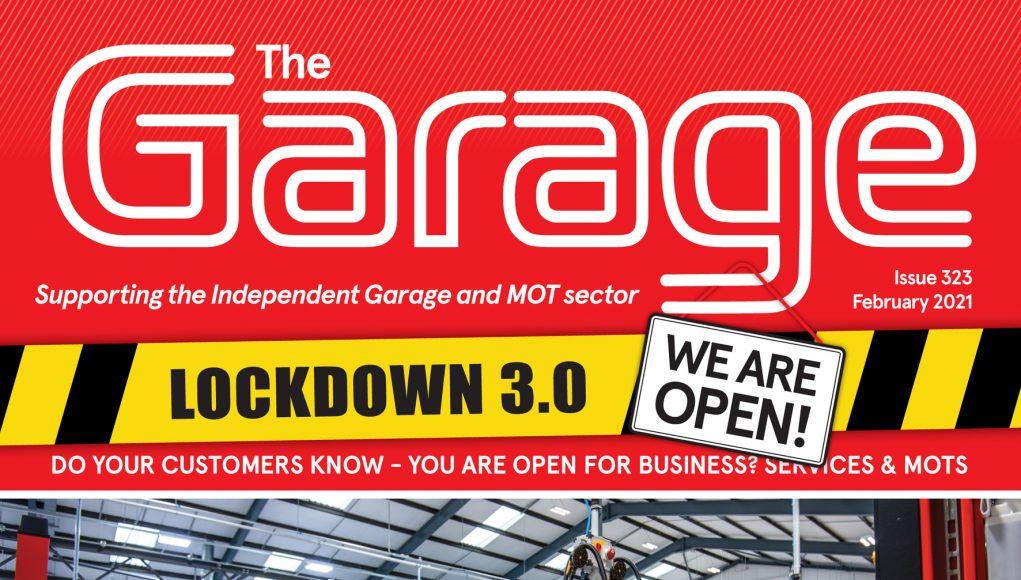 The Garage Issue 323