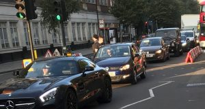 Congestion in London