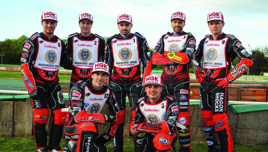 Wolves speedway team