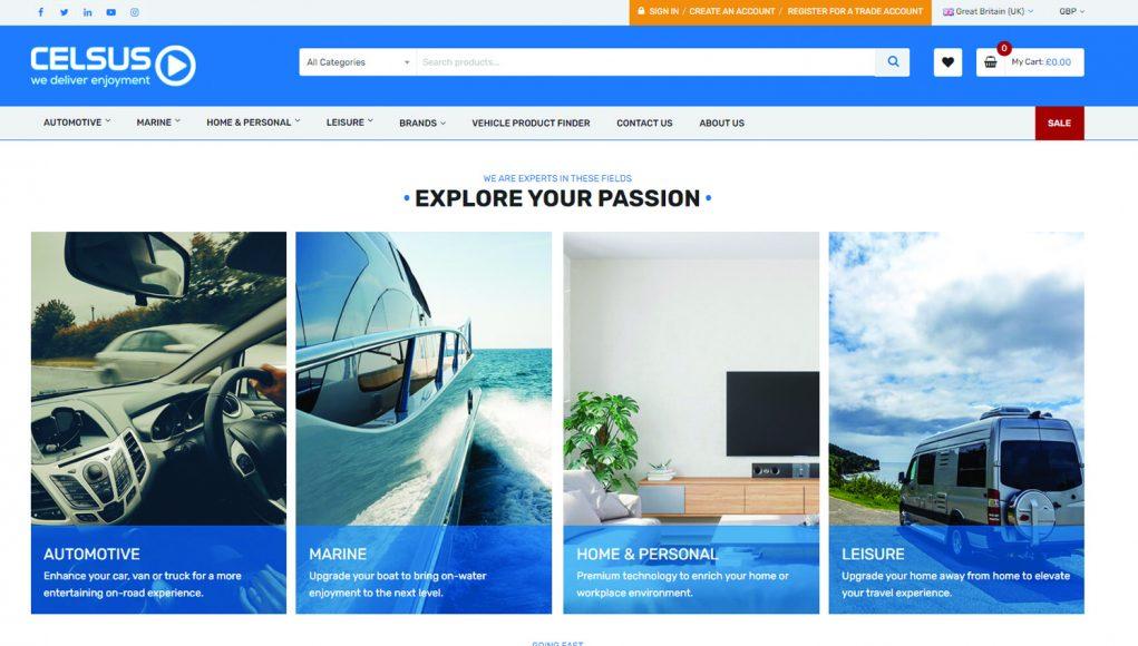 Celsus Website