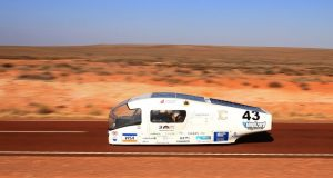 Solar Car Tour